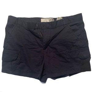 BOGO Free Joe khakis shorts navy blue EUC